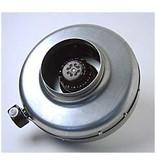 S&P In-Line Ventilator, 760 m³/h für 160 mm Rohr, rostfreier Stahl