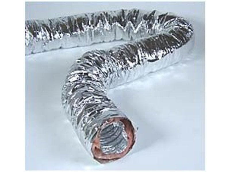Ventilution Iso-Flexrohr, 406 mm / 10 m, schallgedämmt