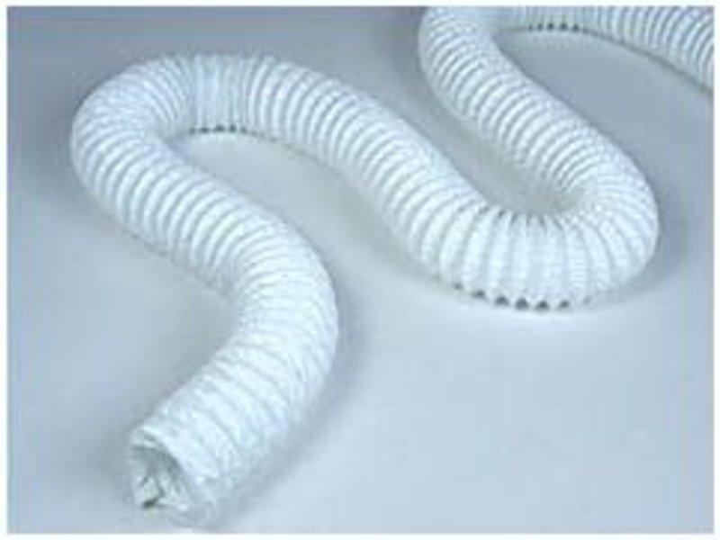 Ventilution Kunststoff-Flexrohr 127 mm, 15 m weiß