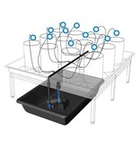 growSystem Air-Pot 1.0 Erweiterungsset
