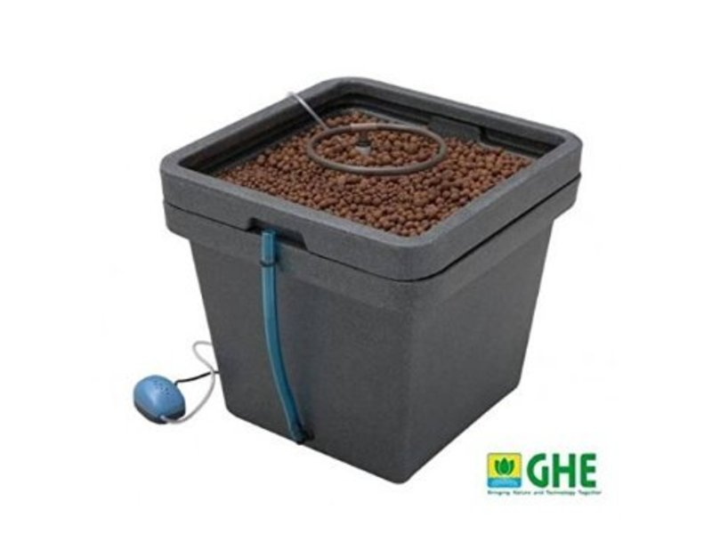 GHE Waterfarm, Aquafarm, 15 L, Hydroponik System