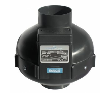 PK Rohrventilator 100, 280 m³/h