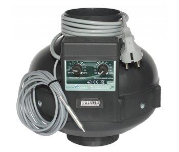PK Rohrventilator 100, 280 m³/h verkabelt