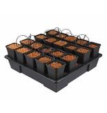 Nutriculture Wilma Grow System, 20 Töpfe á 6 L