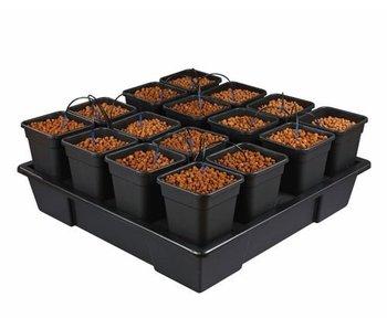 Nutriculture Wilma Grow Sys. 16 Töpfe á 11 L