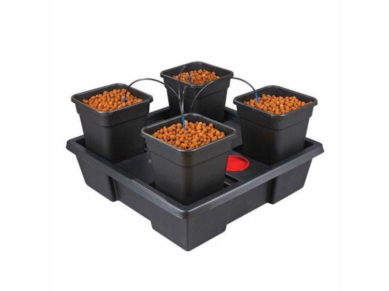 Nutriculture Wilma Grow System, 4 Töpfe á 11 L