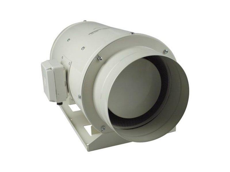 S&P TD-1300/250 Silent, schallgedämmter Rohrventilator, halbradial, 1270/1070 m³/h