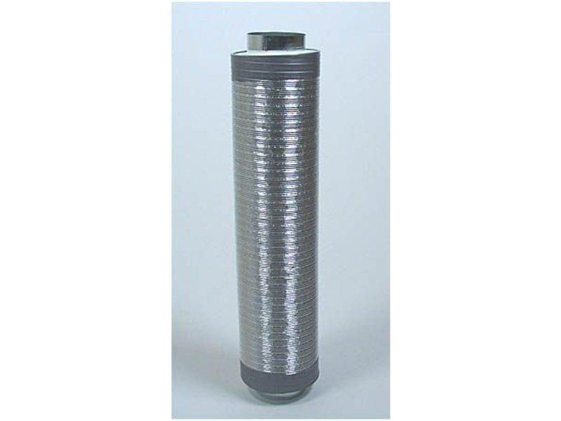 Ventilution Telefonieschalldämpfer, ø 125 mm, Länge 75 cm