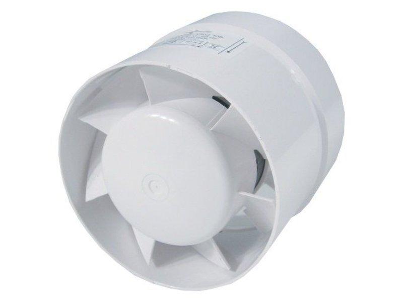 Ventilution Axiallüfter, 105 m³/h für 100 mm Rohr