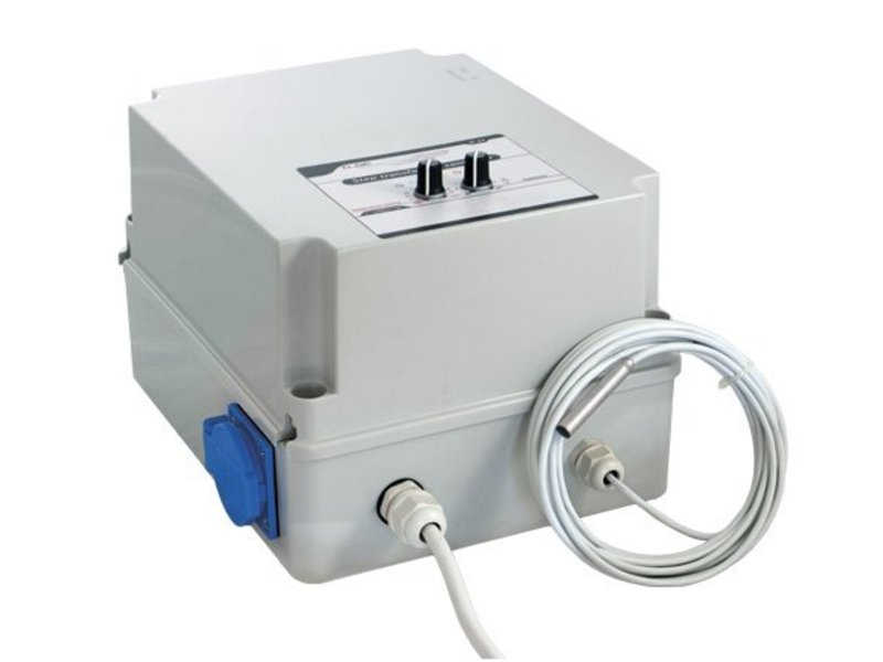 GSE Stufentransformator (1 Lüfter) 2,5A