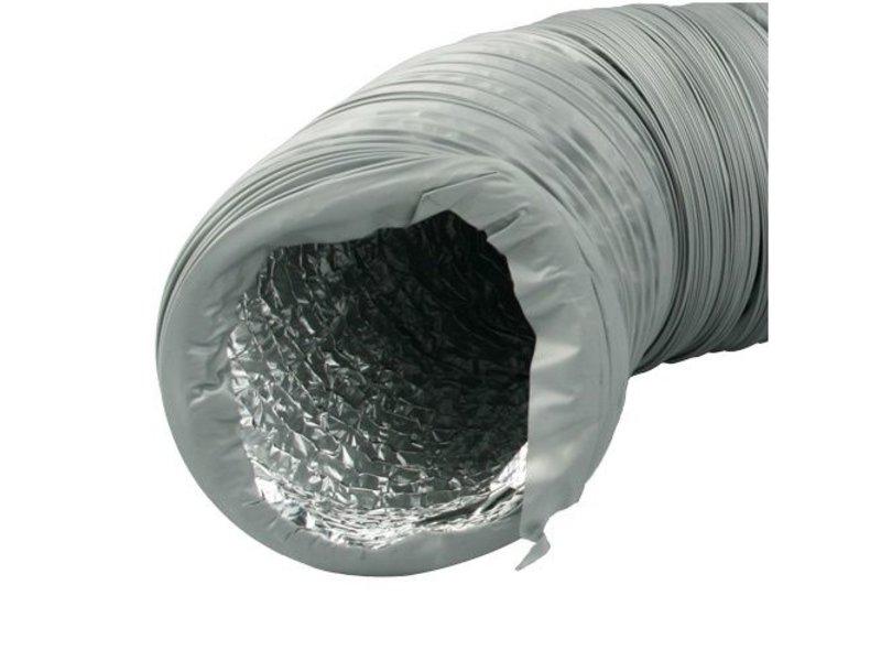 Ventilution Combi-Flexrohr Alu/PVC, ø 203 mm, 10 m, grau