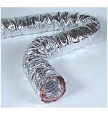 Ventilution Iso-Flexrohr, 203 mm, 10 m, schallgedämmt