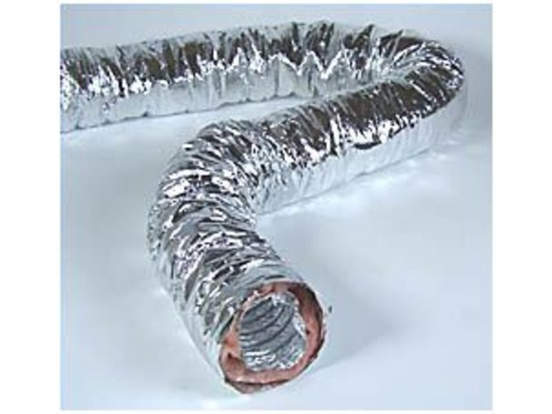 Ventilution Iso-Flexrohr, 317 mm, 10 m, schallgedämmt