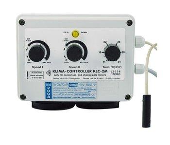 PK Klima-Controller, Drehzahlregler für