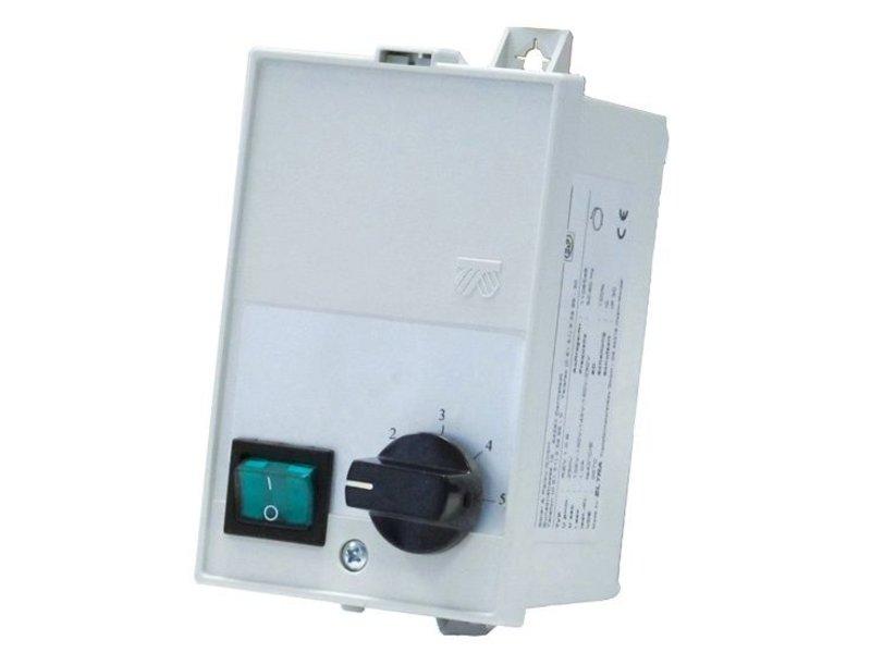 S&P 5-Stufen-Transformator, REV-1 B, Wechselstrom ohne Motorschutz