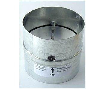 Ventilution Rückschlagklappe, 100 mm