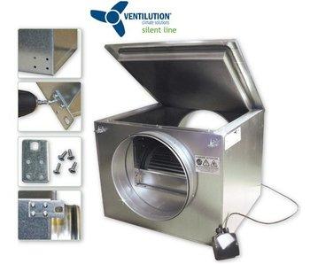 Ventilution Silent Line Box 125, 240 m³/h