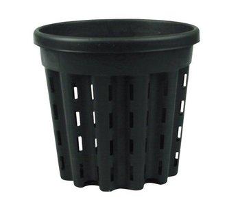 Venti-Pot, rund, 3 L, schwarz