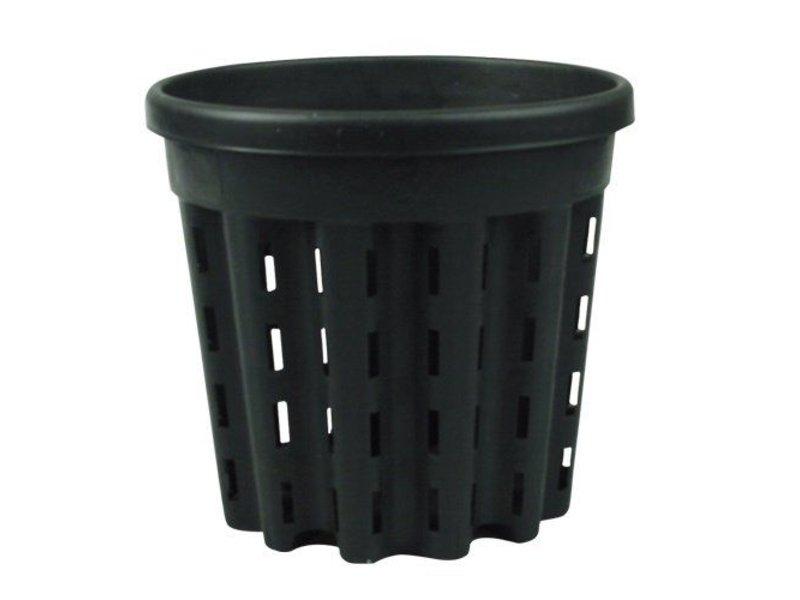Venti-Pot, rund, 3 L, schwarz, ø 19 cm, H= 17,5 cm