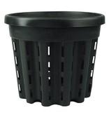 Venti-Pot, rund, 9,5 L, schwarz