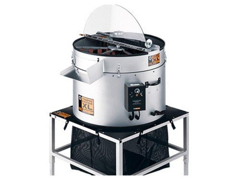 Trimpro Rotor XL, Erntemaschine für den Profigärtner