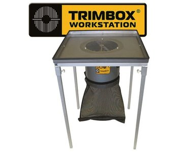 Trimbox Erntemaschine, Workstation