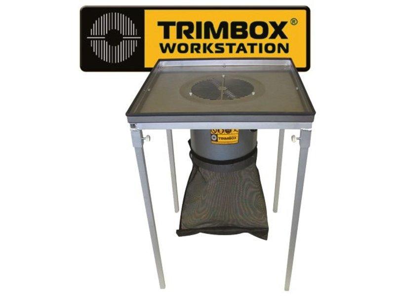 Trimbox Erntemaschine inkl. Workstation