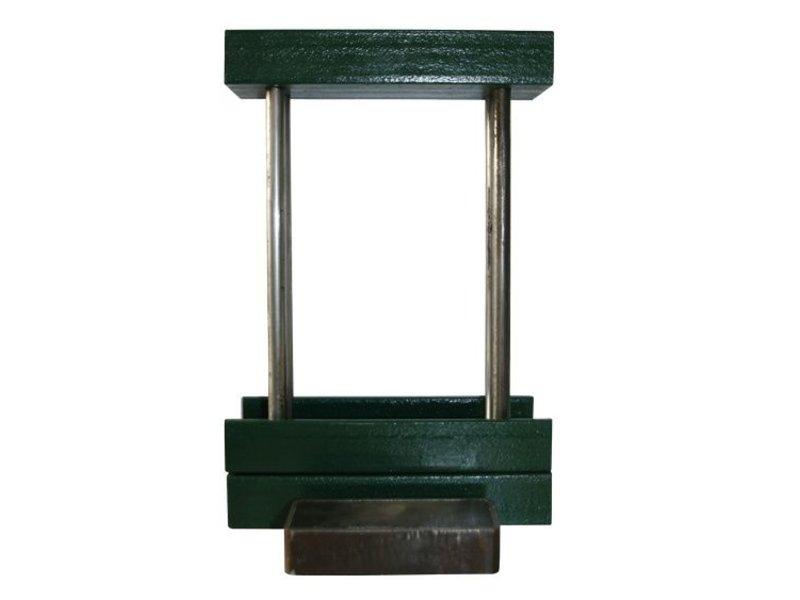 Pressrahmen, verstärkt, mit Pressform, bis 12 Tonnen