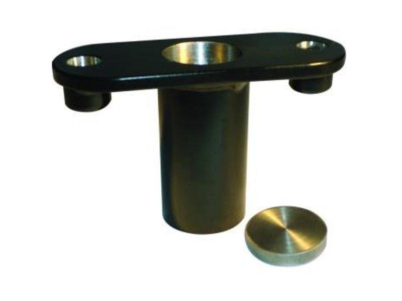 Jack Puck 2-Tonnen-Pressform, klein, rund, ø 3,18 cm, H = 6,35 cm