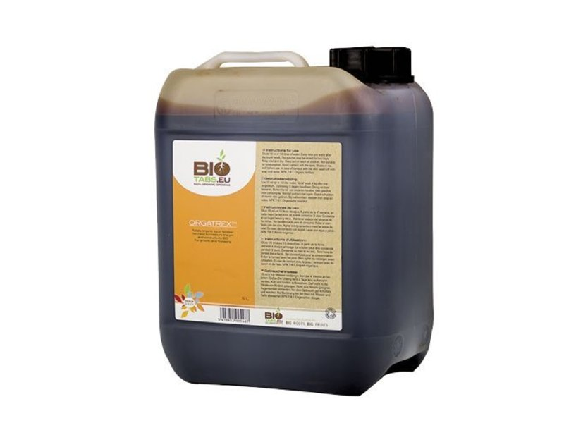 BioTabs Orgatrex, ab 1 L