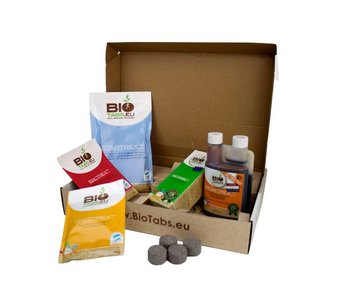 BioTabs Organic Growing Starterkit