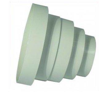Ventilution Reduzierstück PVC
