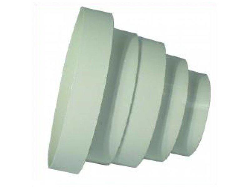 Ventilution Reduzierstück PVC, 80-100-120-125-150 mm Anschlüsse