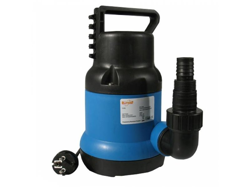RP Pump Tauchpumpe, 5000 L/h, Förderhöhe 6 m, 250 W