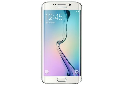 Samsung Galaxy S6 Edge-White