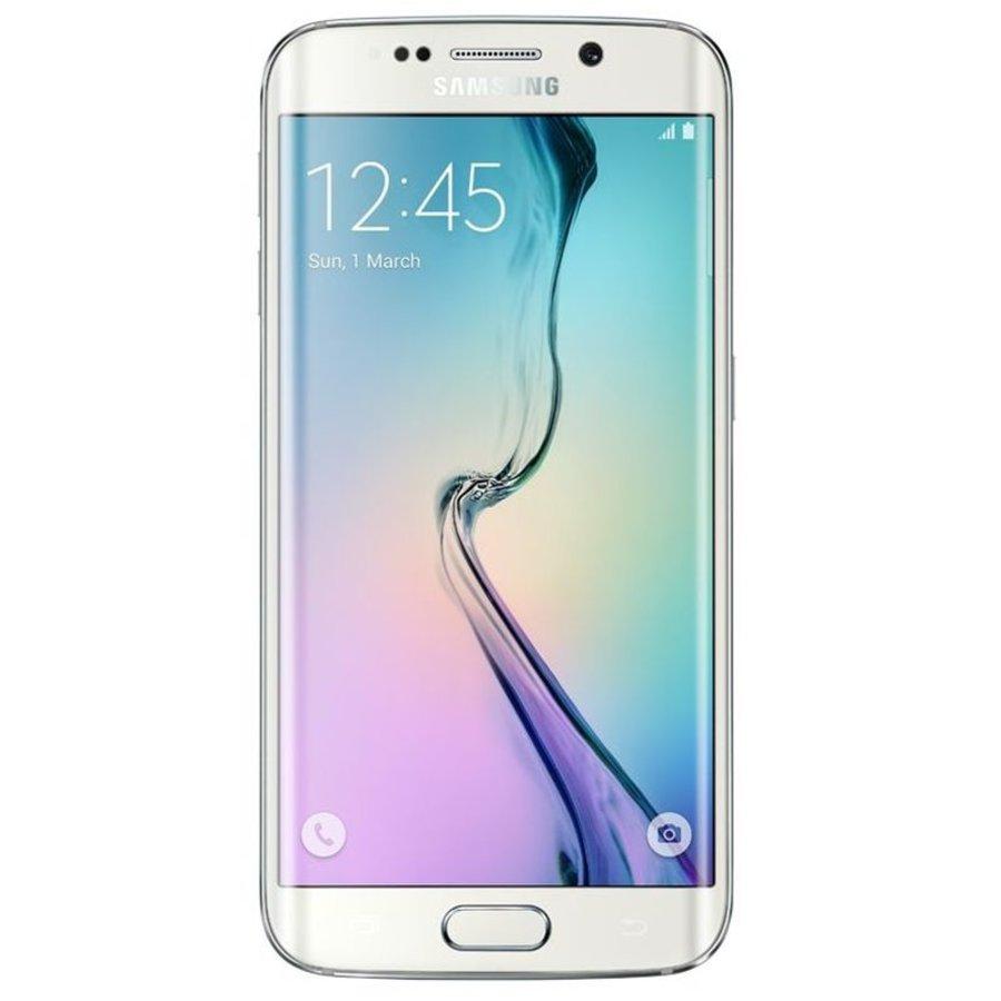 Samsung Galaxy S6 Edge-White-1