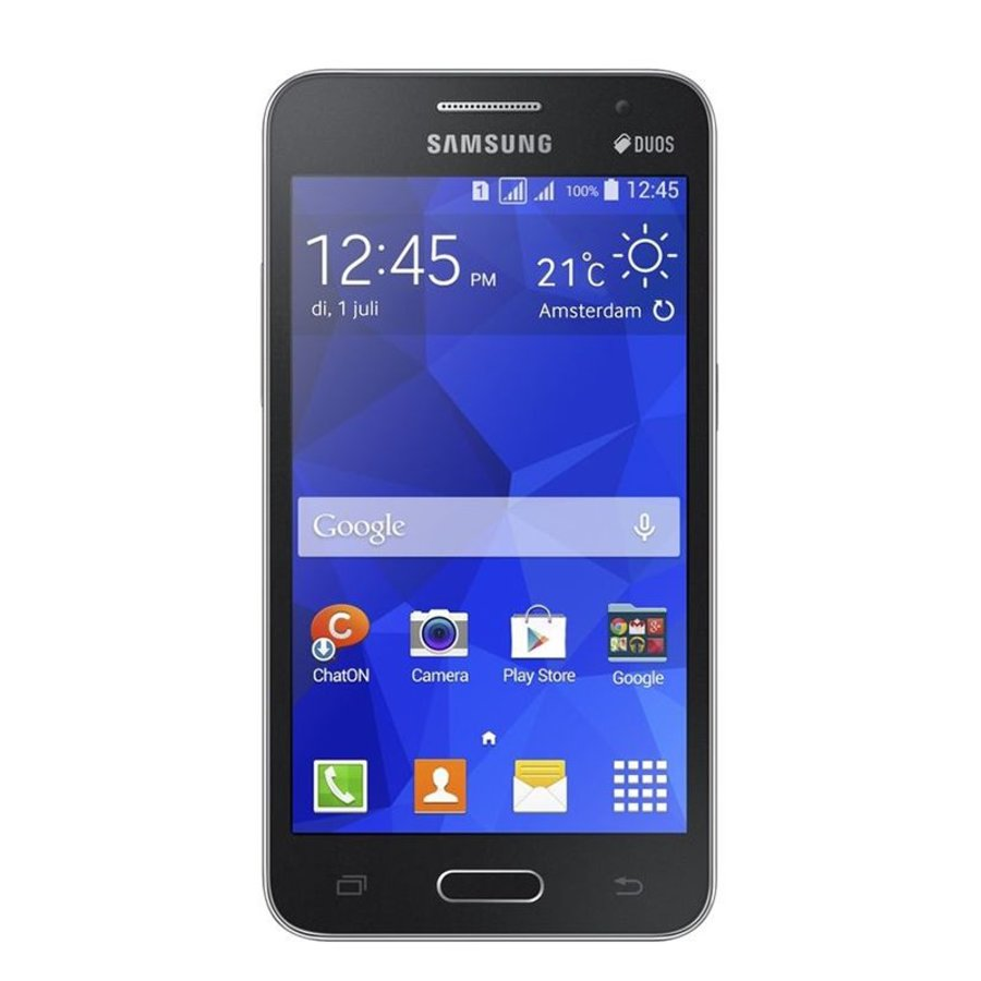 Samsung Galaxy Core 2-Black