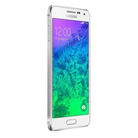 Samsung Galaxy Alpha-White