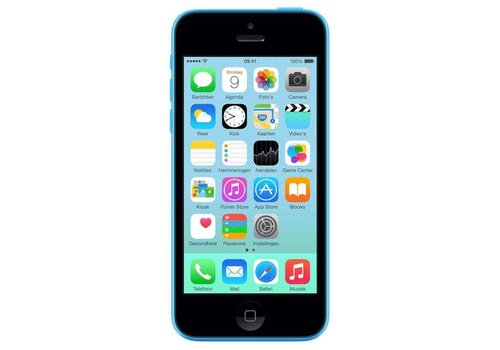iPhone 5C 8GB blauw