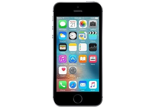 iPhone SE 16GB Black