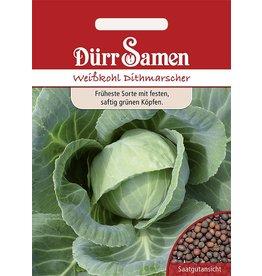 Dürr Samen Weißkohl  Dithmarscher
