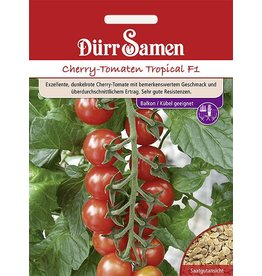 Dürr Samen Cherry-Tomaten  Tropical F1