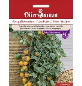 Dürr Samen Ampeltomaten  Tumbling Tom Yellow