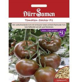 Dürr Samen Schokoladen- Tomaten Sacher F1