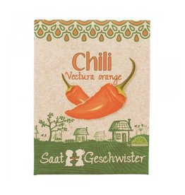 Stadtgärtner Chili Vectura Orange