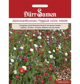 Dürr Samen Blumenmischung Sommerblumen-Teppich 1001 Nacht, einjährig · 20–40cm