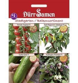 Dürr Samen Stadtgarten - Balkonsortiment