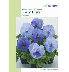 Benary Stiefmütterchen Fama® Flieder, zweijährig