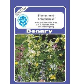 Benary Blumenmischung Blumen + Kräuterwiese, ein- und mehrjährig