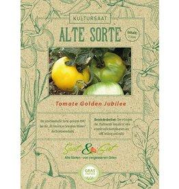 Saat & Gut BIO-Tomate Golden Jubilee